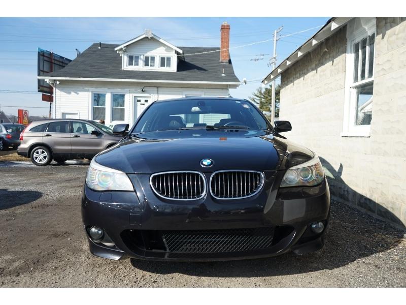BMW 5-Series 2008 price $8,890