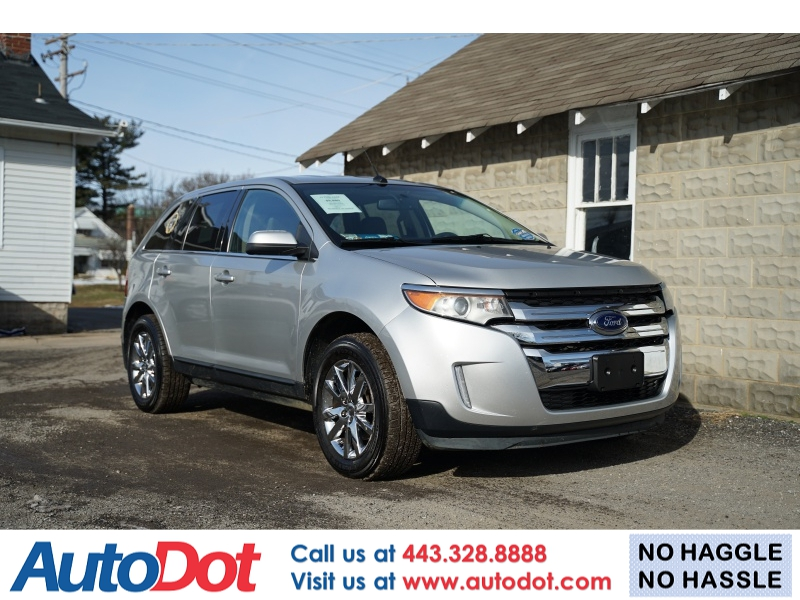 Ford Edge 2012 price $9,880
