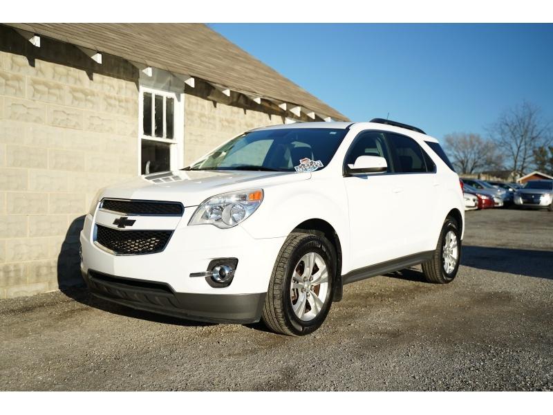 Chevrolet Equinox 2012 price $6,880