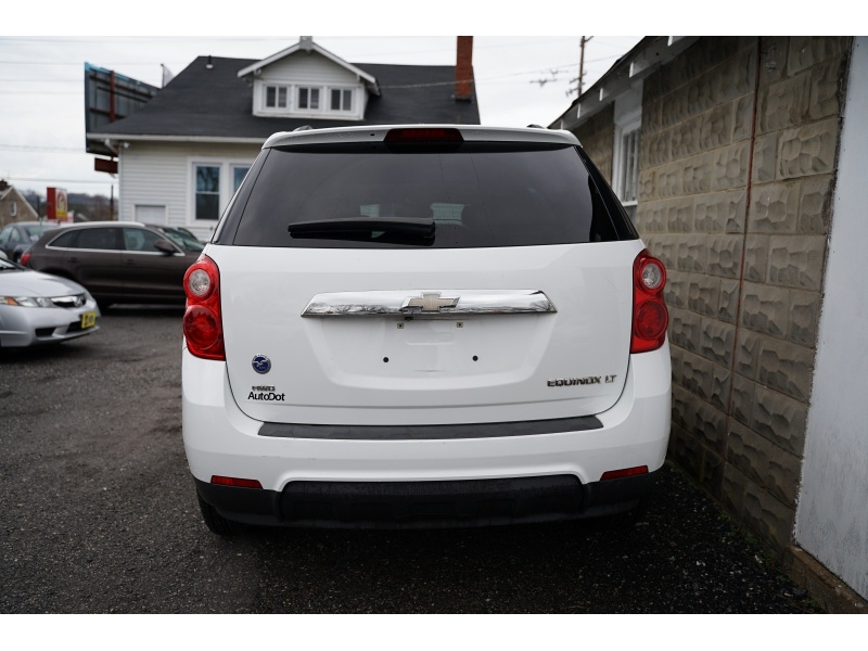 Chevrolet Equinox 2012 price $7,440