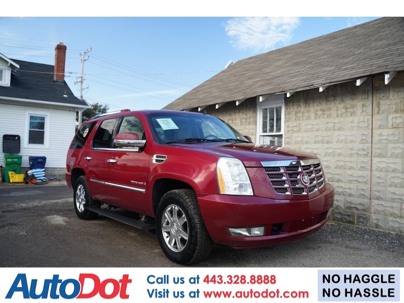 Cadillac Escalade 2007 price $11,880