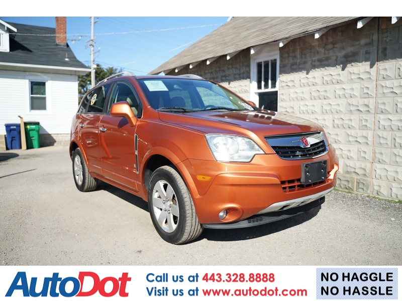Saturn VUE 2008 price $6,770