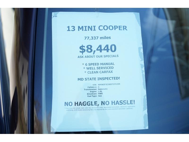 Mini Cooper Clubman 2013 price $7,990