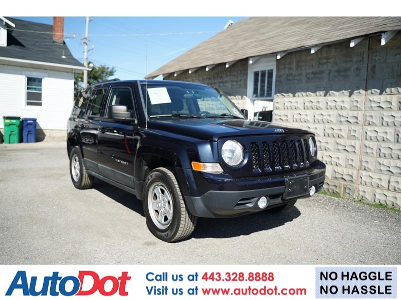 Jeep Patriot 2011 price $6,490