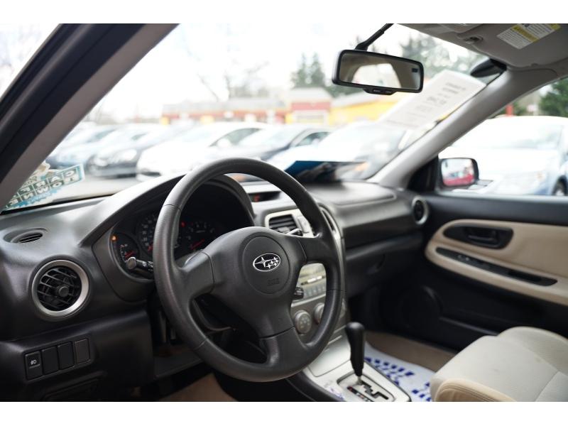Subaru Impreza 2007 price $6,990