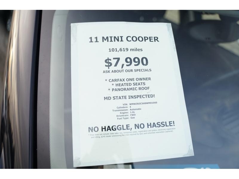 Mini Cooper Countryman 2011 price $7,990