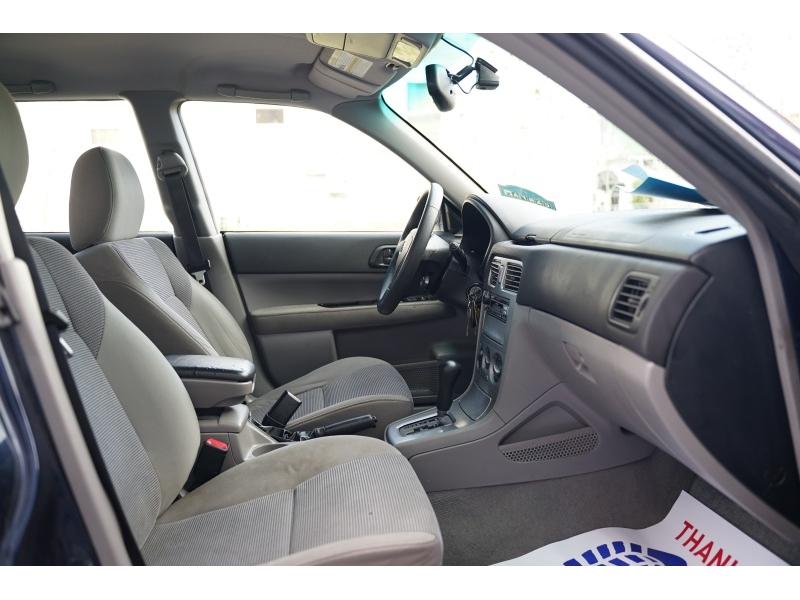 Subaru Forester 2006 price $4,990