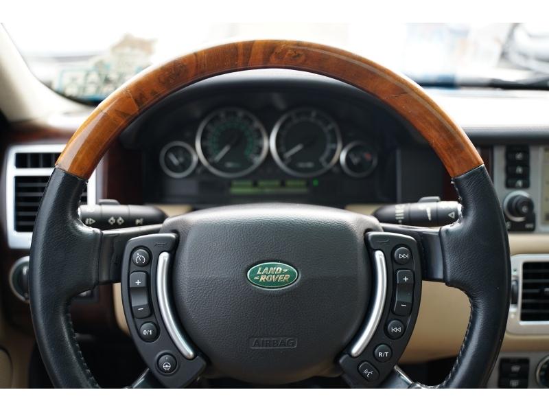 Land Rover Range Rover 2005 price $8,490