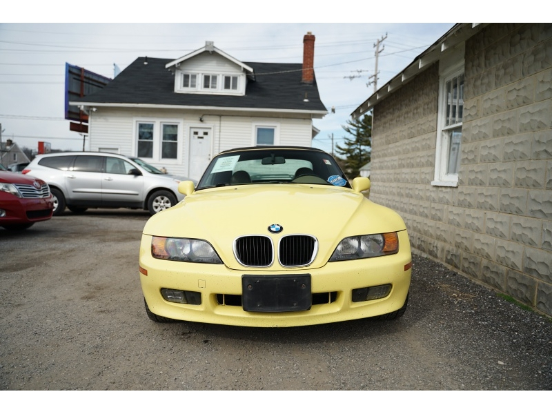 BMW 3-Series 1997 price $3,490