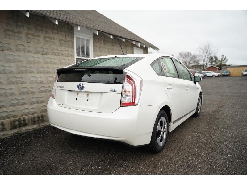 Toyota Prius 2012 price $5,990