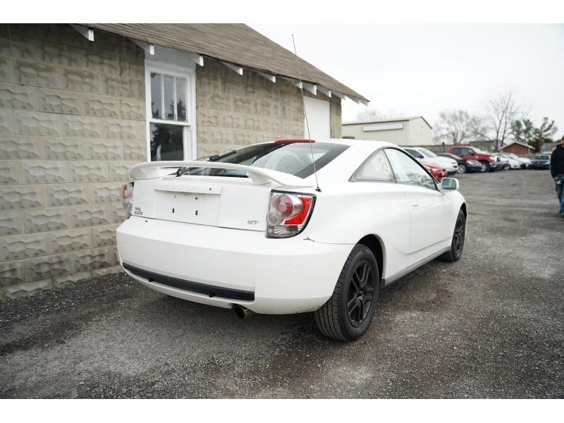 Toyota Celica 2001 price $3,990