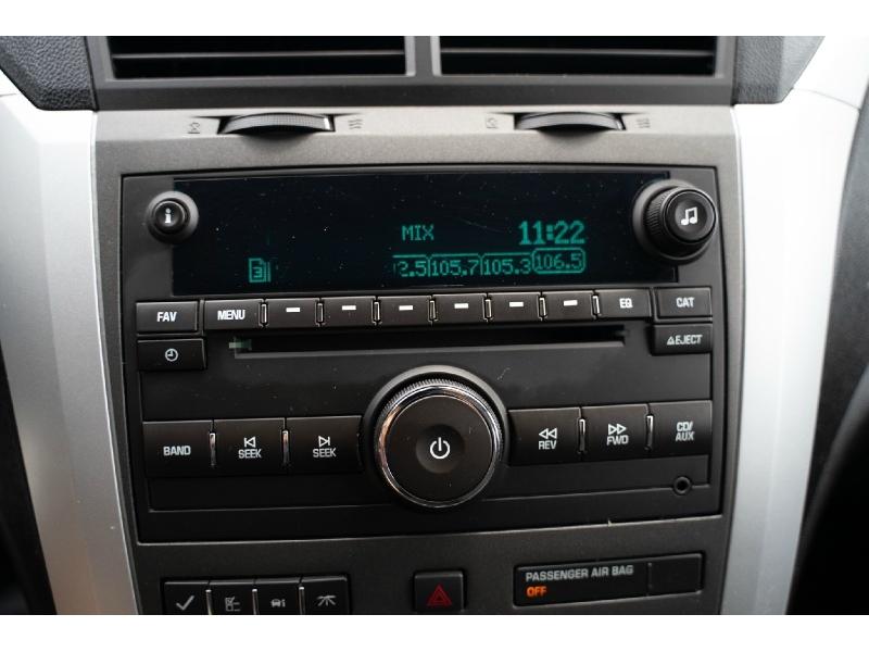Chevrolet Traverse 2011 price $8,440