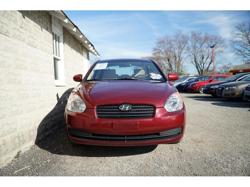 Hyundai Accent 2010 price $4,990