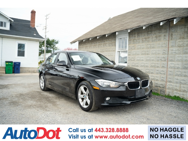 BMW 3-Series 2015 price $12,870