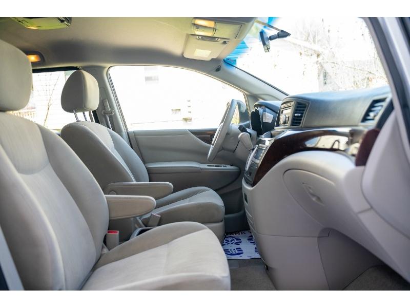 Nissan Quest 2011 price $7,490