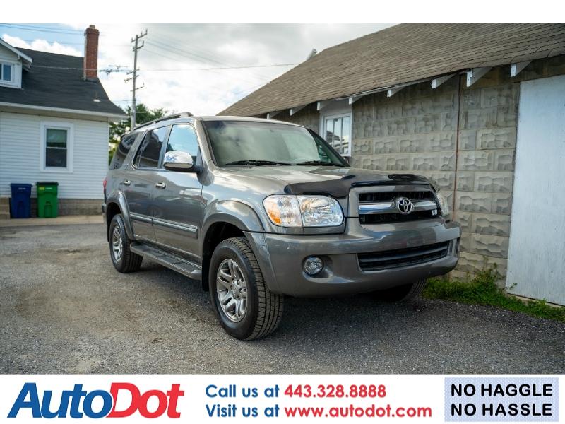 Toyota Sequoia 2007 price $9,770