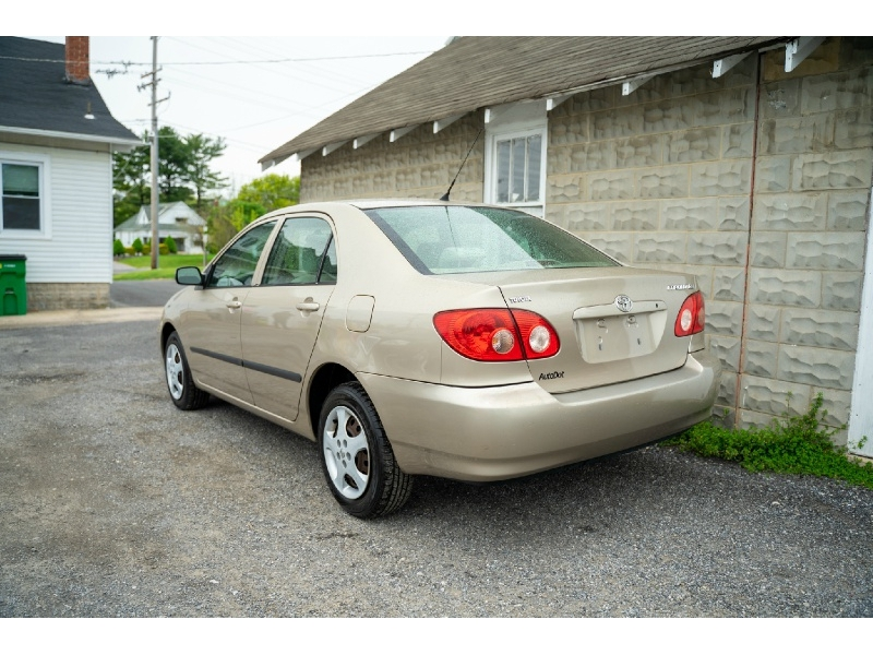 Toyota Corolla 2005 price $6,990