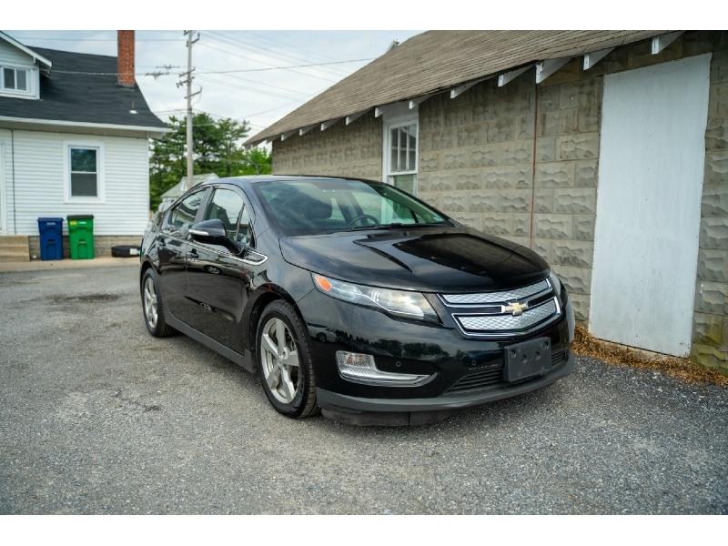 Chevrolet Volt 2012 price $6,880