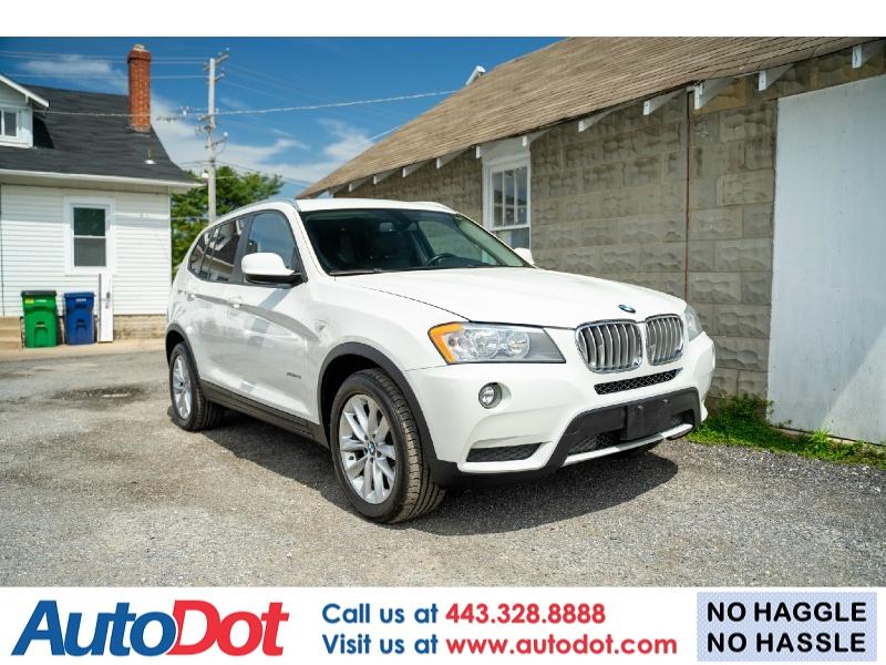 BMW X3 2014 price $12,490