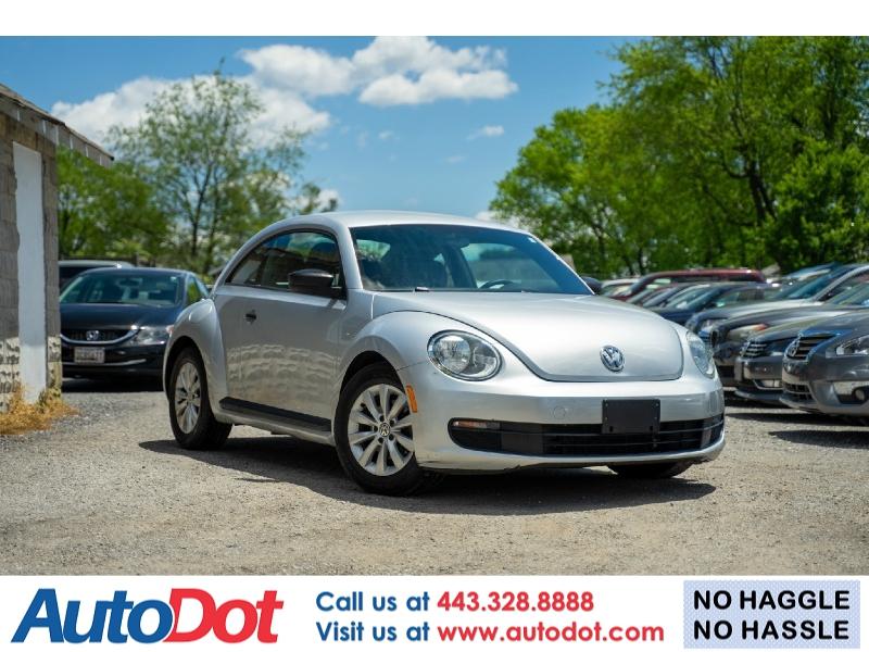Volkswagen Beetle 2014 price $5,290