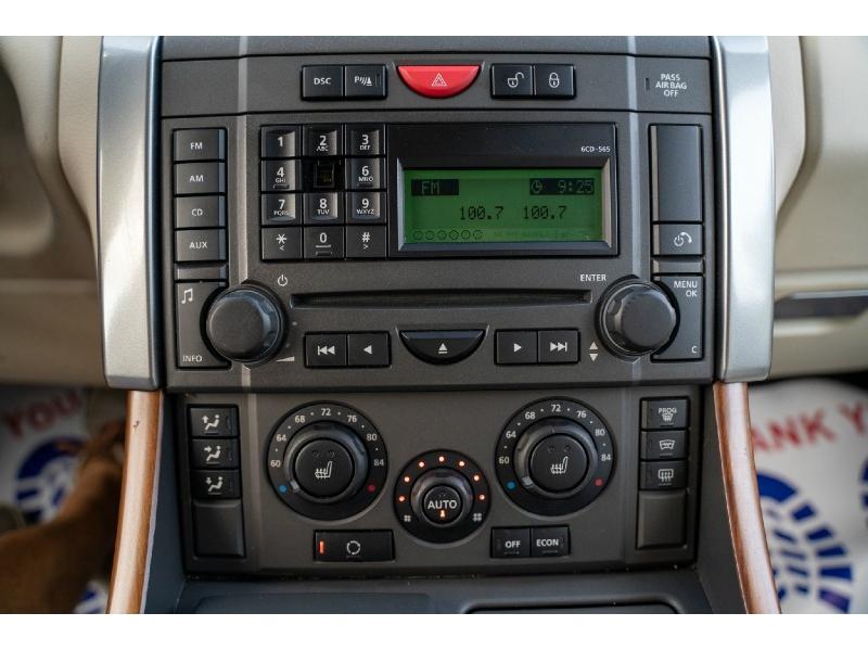 Land Rover Range Rover Sport 2007 price $10,770