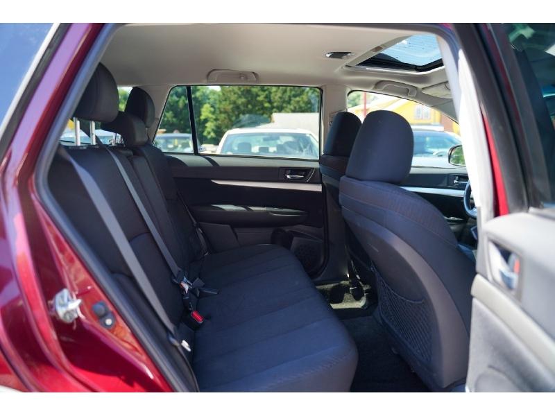 Subaru Outback 2012 price $11,880