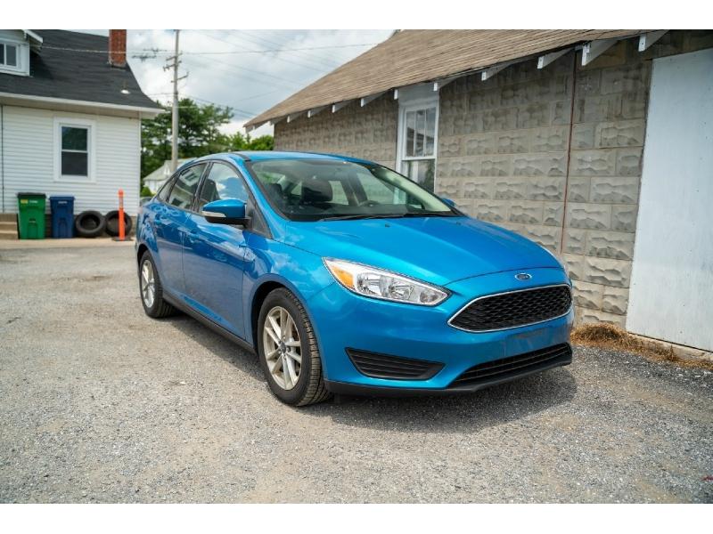 Ford Focus 2016 price $7,790