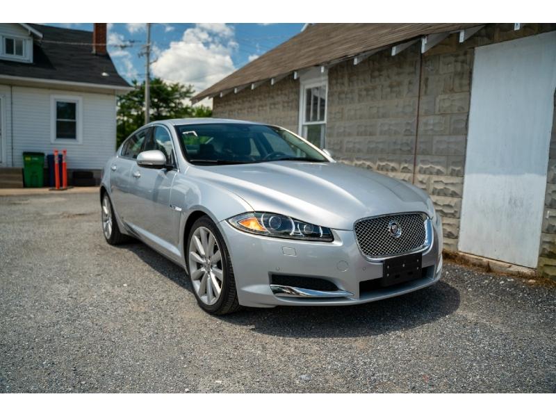 Jaguar XF 2012 price $17,390