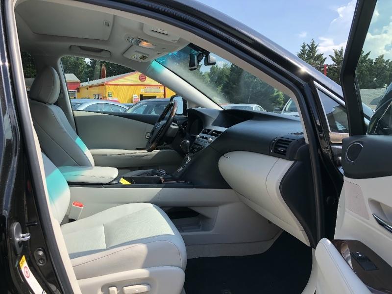 Lexus RX 350 2011 price $15,880