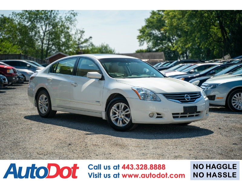 Nissan Altima 2011 price $6,880