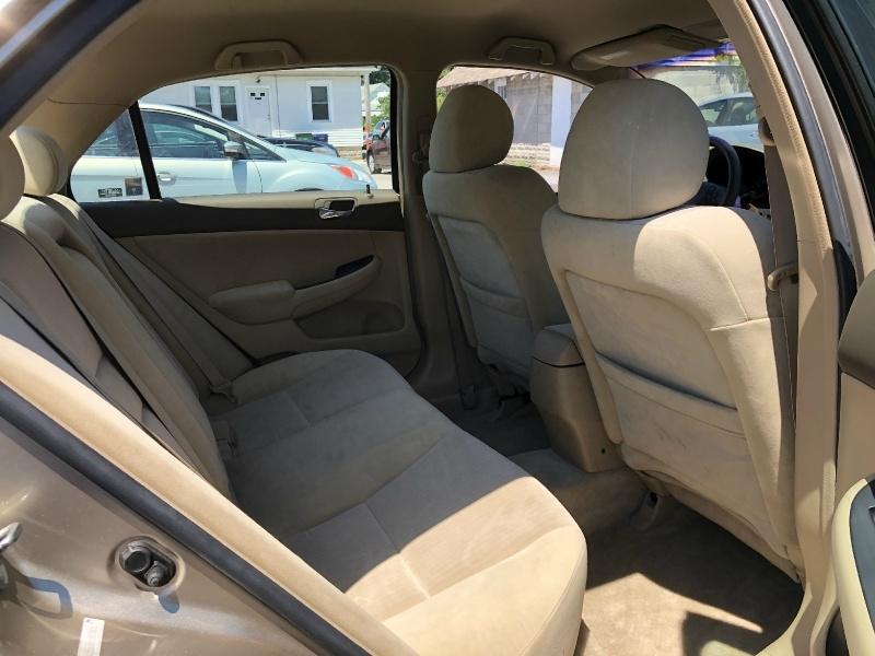 Honda Accord 2003 price $6,440