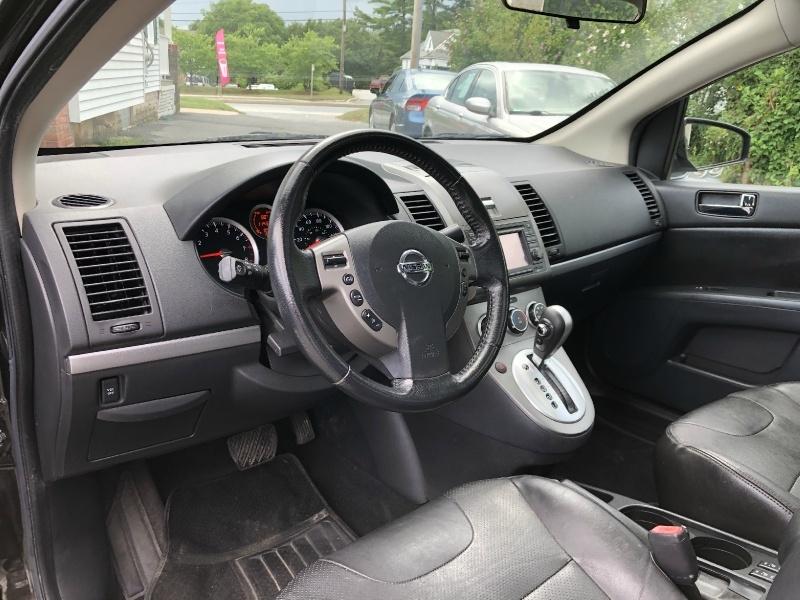 Nissan Sentra 2011 price $6,470