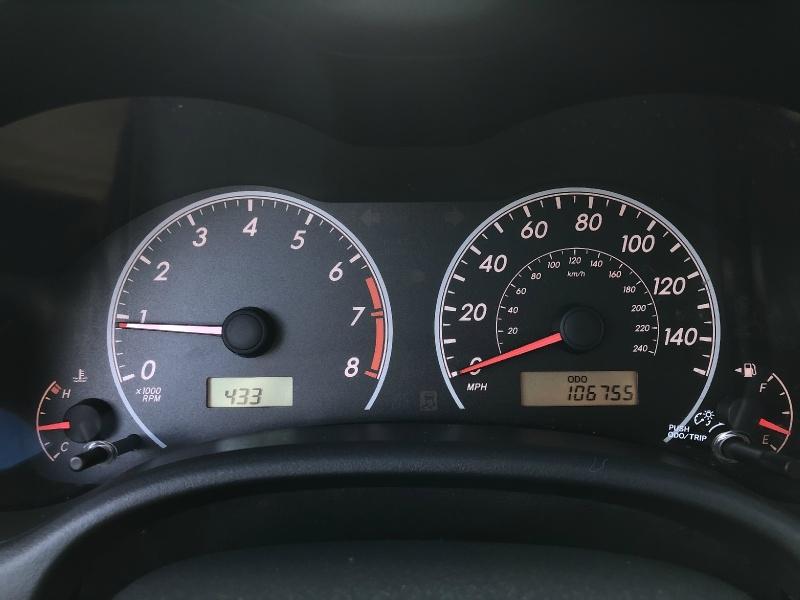 Toyota Corolla 2009 price $6,440