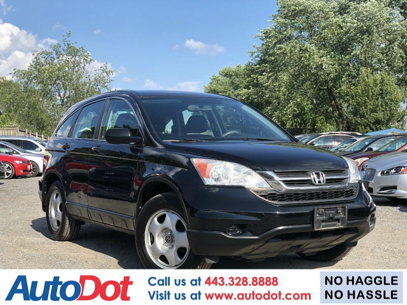 Honda CR-V 2010 price $7,990