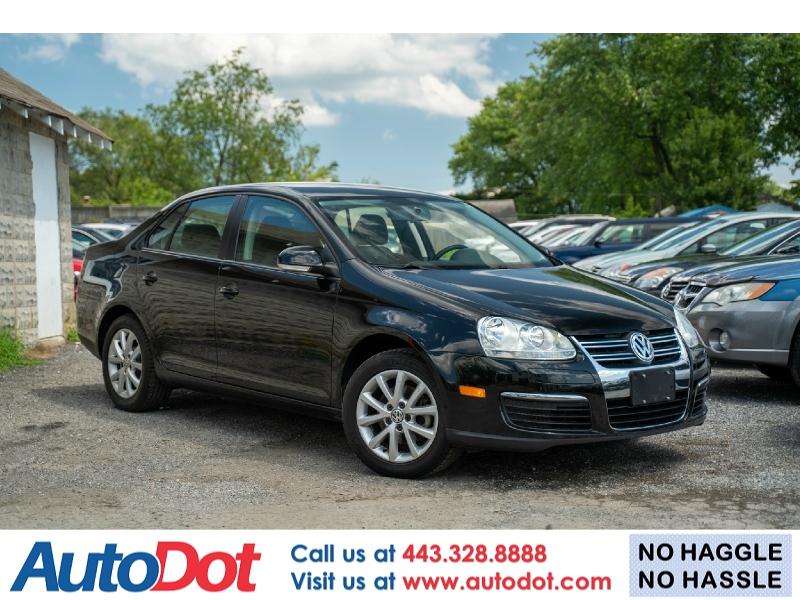 Volkswagen Jetta 2010 price $7,990