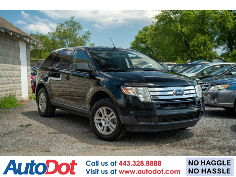 Ford Edge 2009 price $7,440