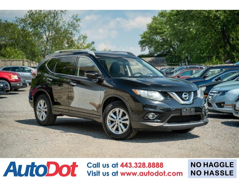 Nissan Rogue 2014 price $9,660