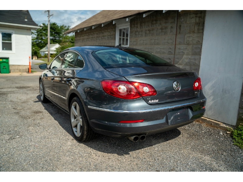 Volkswagen CC 2012 price $9,880