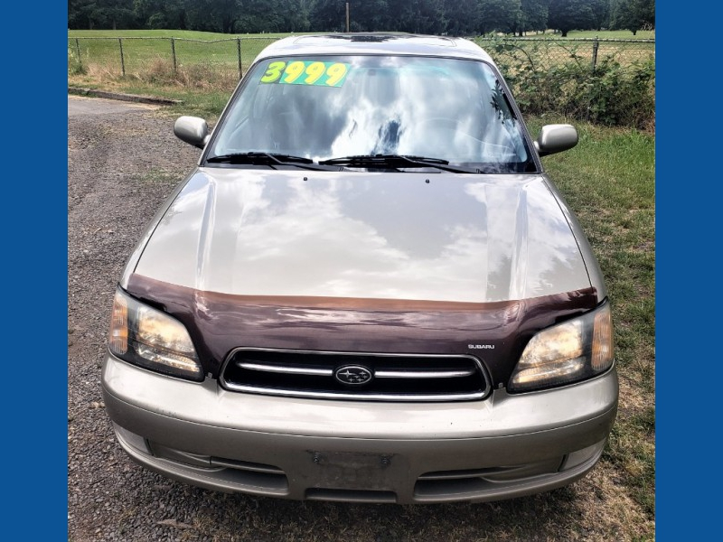Subaru Legacy 2002 price $3,295