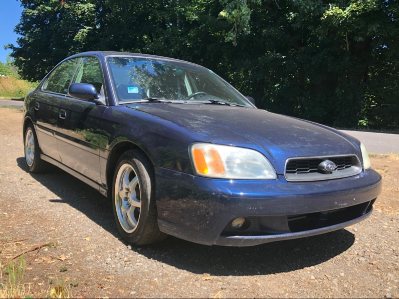 Subaru Legacy Sedan 2003 price $2,295