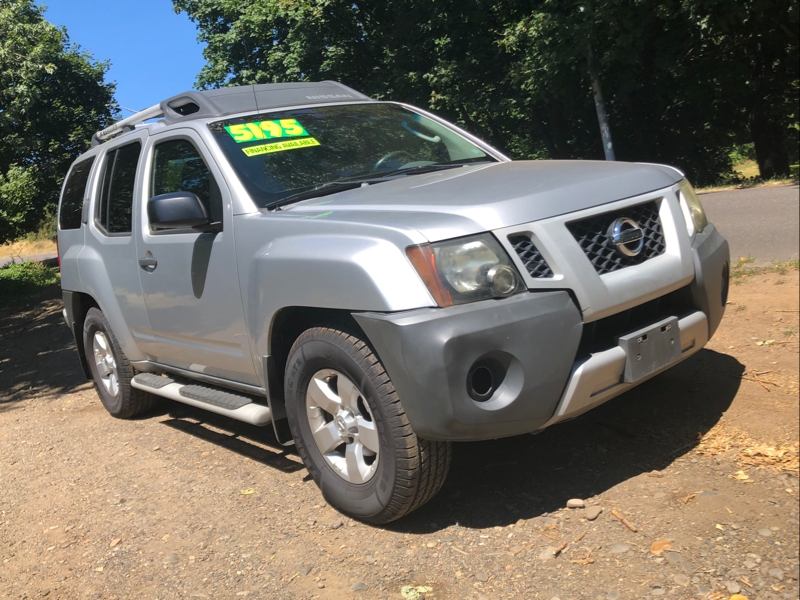 Nissan Xterra 2009 price $5,195