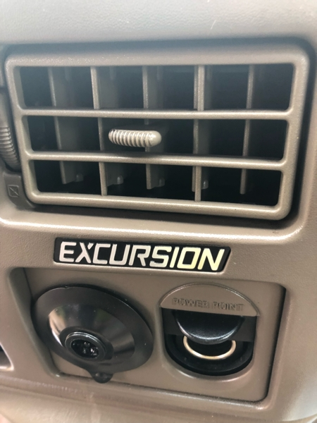 Ford Excursion 2000 price $4,995