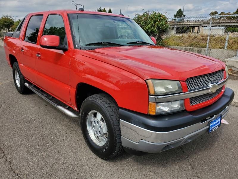 Chevrolet Avalanche 2005 price $6,995