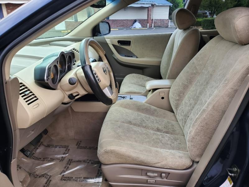 Nissan Murano 2005 price $5,995