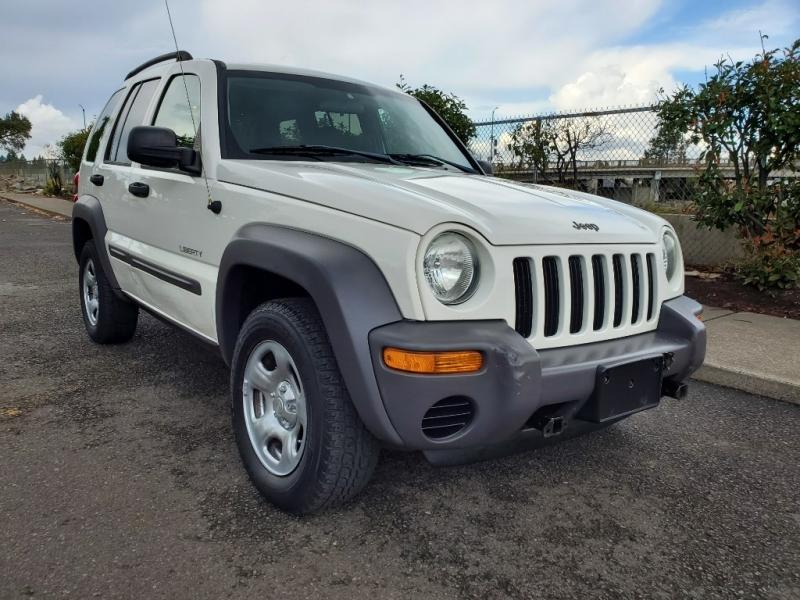 Jeep Liberty 2004 price $4,995