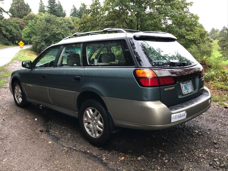 Subaru Legacy Wagon 2000 price CALL FOR PRICE