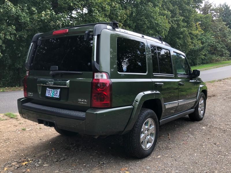 Jeep Commander 2006 price $7,995
