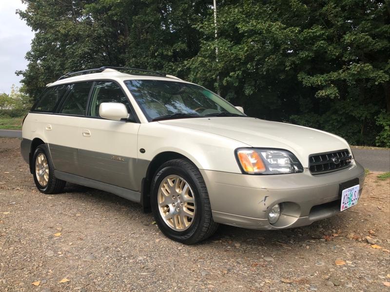 Subaru Legacy Wagon 2001 price $2,395