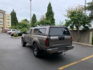 Nissan Frontier 2WD 2004 price CALL