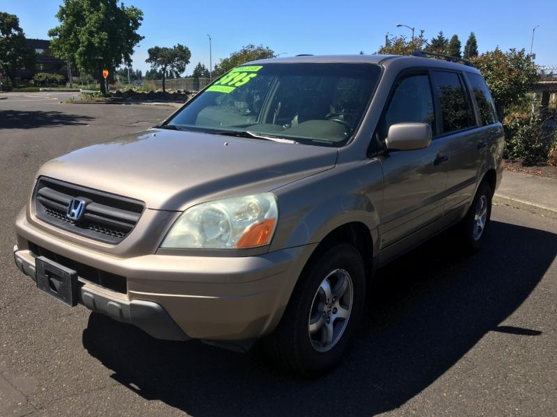 Honda Pilot 2004 price $5,895